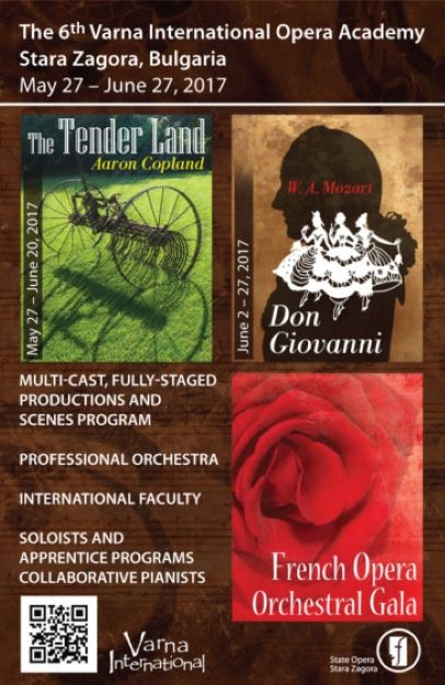 6th Annual Opera Academy -The Tender Land