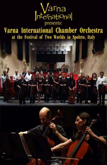 Chamber Orchestra - The Festival of Two Worlds Italy Tour