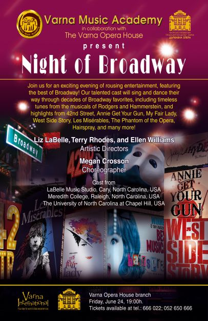 Night of Broadway